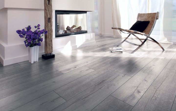 oak rustic grey