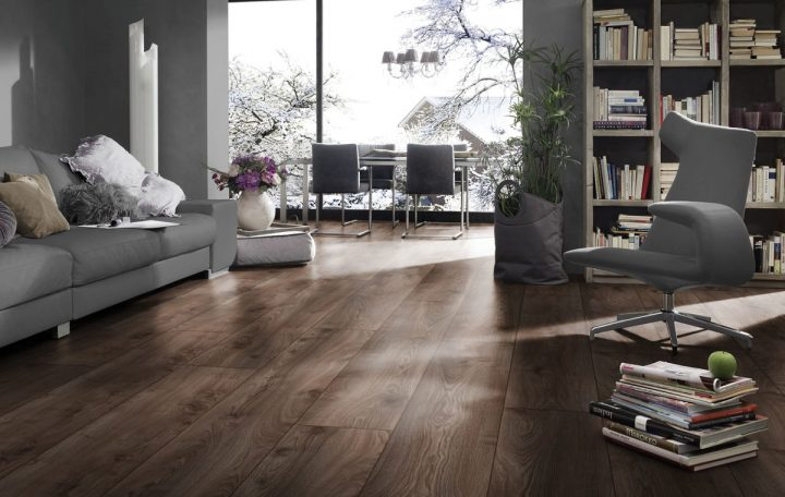 oak terra brown