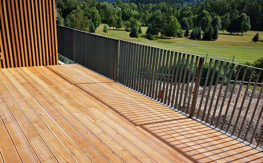 Drvene terase