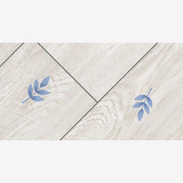 Laminat VABHER-801 BLUE LEAF Villeroy&Boch Heritage